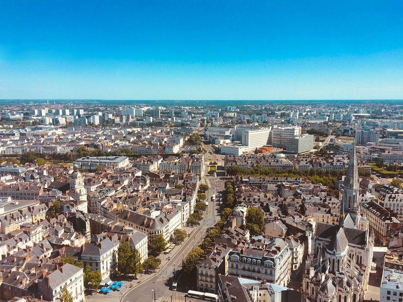La Ville de Nantes à découvrir