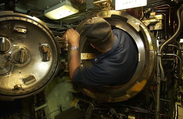 La vie d'un marin à bord de L'Espadon